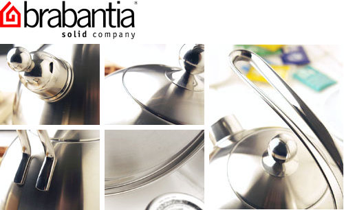 brabantia(ブラバンシア)ケトル2.3L