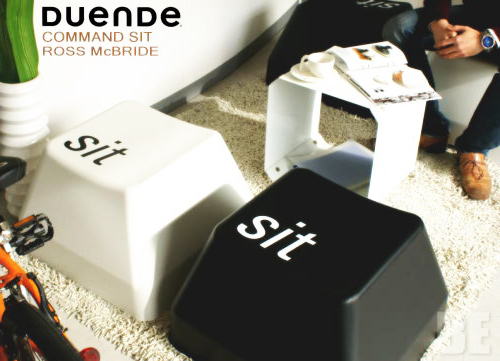 DUENDE「COMMAND SIT」