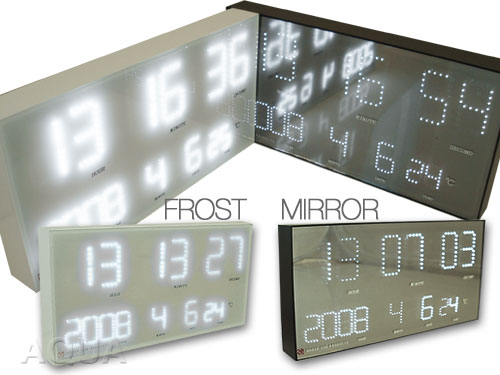 LED時計 LED CLOCK MULTI