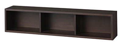壁に付けられる家具「箱」幅88×奥行15.5×高さ19cm