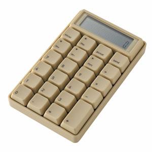 PCのテンキーとしても使える電卓「10Key Calculator」