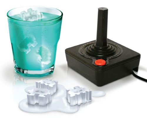 グラスの中の侵略者「ICE INVADERS」