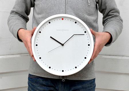 いつでも3分前行動できる時計「ON-TIME」Mサイズ