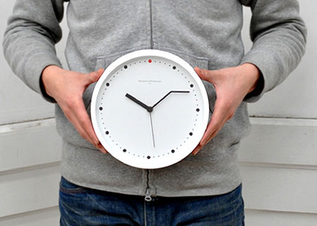いつでも3分前行動できる時計「ON-TIME」Sサイズ